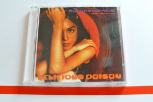 Monday Michiru Featuring The Paradox Band - Delicious Poison CD Używ.