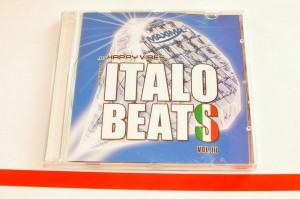 DJ Happy Vibes Presents Various - Italo Beats Vol. III CD Używ.