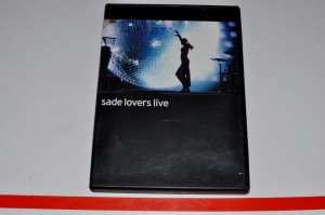 Sade - Lovers Live DVD Używ.