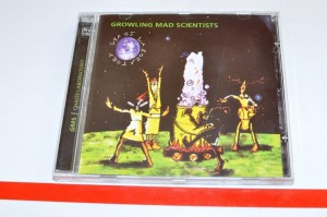 Growling Mad Scientists – Chaos Laboratory CD ALBUM Używ.