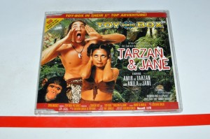 Toy-Box – Tarzan & Jane Maxi CD Używ.