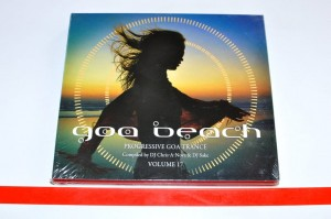 DJ Chris-A-Nova & DJ Sake – Goa Beach Volume 17 2xCD ALBUM Nowa