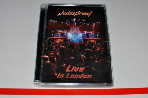 Judas Priest - Live In London DVD Używ.