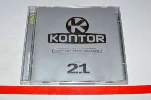 Kontor - Top Of The Clubs Volume 21 2xCD Używ.