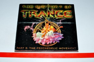 The History Of Trance Part 3: The Psychedelic Movement 2xCD Używ.