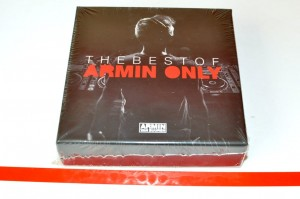 Armin van Buuren – The Best Of Armin Only 2xCD Box Set Special Edition Nowa