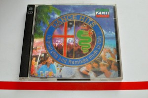 Dance Hits - Original Hits And Remixes Made In Italy 2xCD Używ.