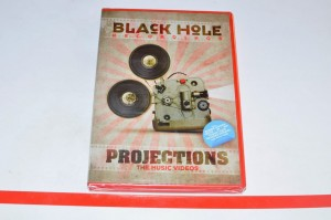 Projections Black Hole DVD Nowa