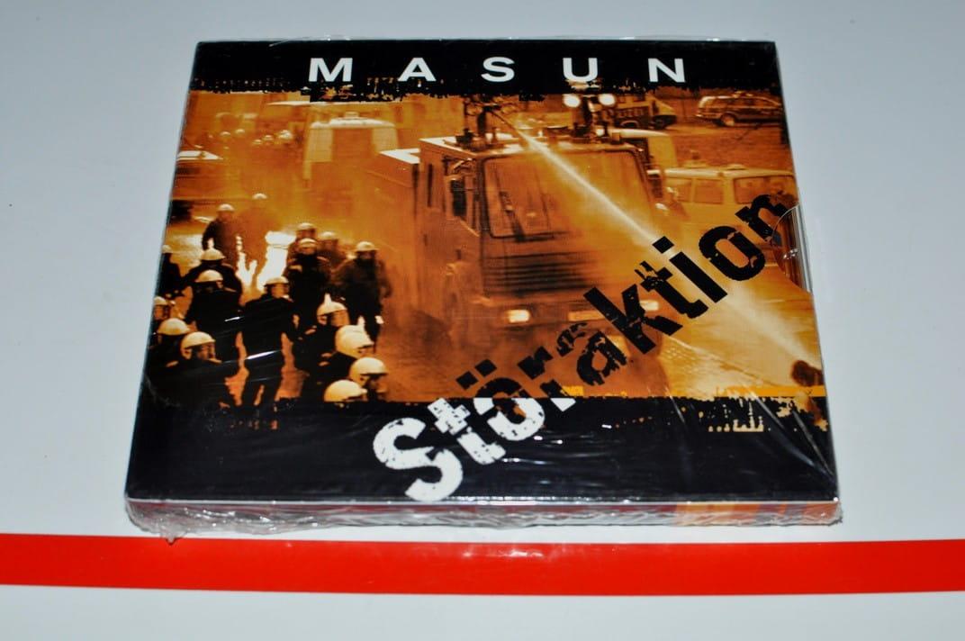Masun - Schlagung / Narkotisiert (Authentik Remix)