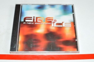Fire & Ice - A New Beginning CD Album Nowy