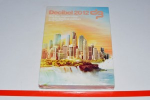 Decibel 2012 The Live Registration Blu Ray + DVD + CD NOWE