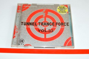 Tunnel Trance Force Vol. 33 2xCD Używ.