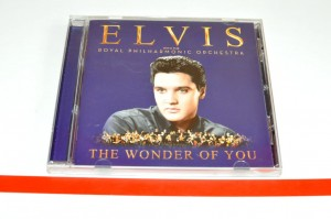 Elvis Presley With The Royal Philharmonic Orchestra - The Wonder Of You CD Album Używ.