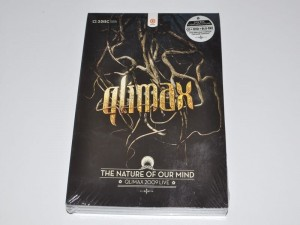 Qlimax 2009 The Nature Of Our Mind Blu-ray + DVD + CD Brennan Heart NEW