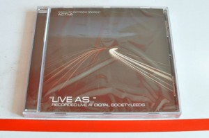 Activa - Live As... Vol 6 CD Nowy