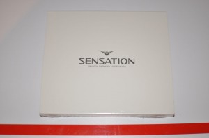 Sensation The Official Compilation Australia 2009 CD + DVD NOWA