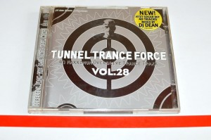 Tunnel Trance Force Vol. 28 CD Używ.