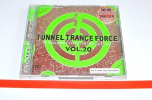 Tunnel Trance Force Vol. 20 2xCD Używ.