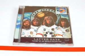 Led Zeppelin ‎– Latter Days: The Best Of Led Zeppelin Volume Two CD Używ.