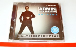 Armin van Buuren – Anthems 2xCD - Ultimate Singles Collected Nowa