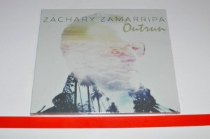 Zachary Zamarripa - Outrun CD Album Nowy