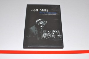 Jeff Mills – Blue Potential (Live With Montpellier Philharmonic Orchestra) DVD Używ.