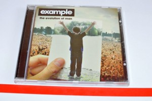 Example - The Evolution Of Man CD Album Używ.