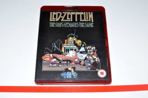 Led Zeppelin - The Song Remains The Same HD DVD Używ.