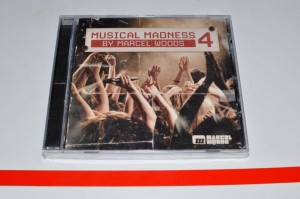 Marcel Woods – Musical Madness 4 CD NOWA