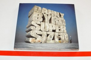 Danny Byrd – Supersized CD ALBUM Używ.