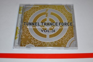Tunnel Trance Force Vol. 31 2XCD Używ.