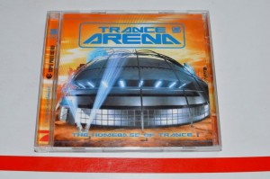 Trance Arena 5 – The Homebase Of Trance CD Używ.