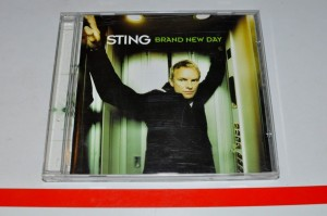 Sting – Brand New Day CD ALBUM Używ.