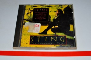 Sting - Ten Summoner's Tales CD ALBUM Używ.