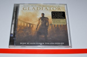 Hans Zimmer And Lisa Gerrard – Gladiator (Music From The Motion Picture) CD ALBUM Używ.