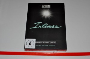 Armin van Buuren - Intense (The Most Intense Edition) 4XCD + DVD CD ALBUM
