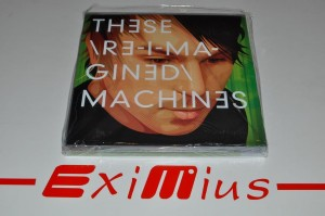 BT - These Re-Imagined Machines 3xCD