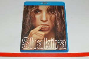 Shakira – Oral Fixation Tour CD + Blu-Ray Używ.