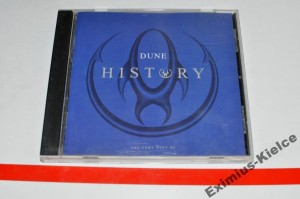 Dune - History (The Very Best Of) CD Używ