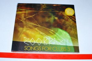 Zoo Brazil - Songs For Clubs 3 CD Nowy