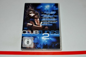Clubtunes On DVD 2 Używ.