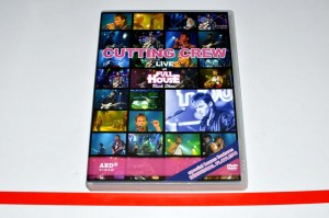 Cutting Crew - Live At Full House Rock Show DVD Używ.
