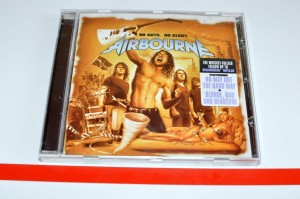 Airbourne - No Guts. No Glory. CD Album Używ.