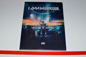Hardwell - Living The Dream DVD Nowa