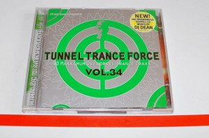 Tunnel Trance Force Vol. 34 2xCD Używ.