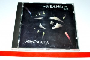 The Steve Miller Band - Abracadabra CD Album Używ.