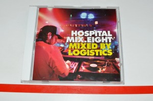 Logistics - Hospital Mix.Eight CD Używ.