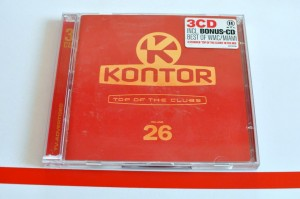 Kontor - Top Of The Clubs Volume 26 3xCD Używ.