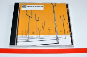 Muse - Origin Of Symmetry CD Album Używ.