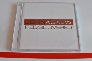 John Askew - Rediscovered CD Album Nowy